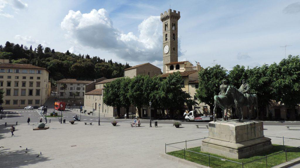 Campanile della Cattedrale di Fiesole (Firenze)